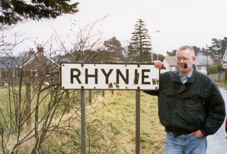 Rhynie chert What is the Rhynie Chert