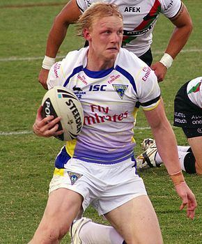 Rhys Evans (rugby league) Rhys Evans rugby league Wikipedia