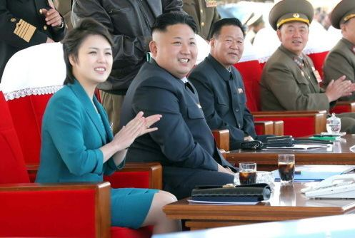 Ri Sol-ju Ri Sol Ju North Korea Refugees