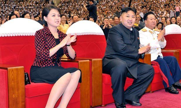 Ri Sol-ju Ri Solju pass notes No 3273 World news The Guardian