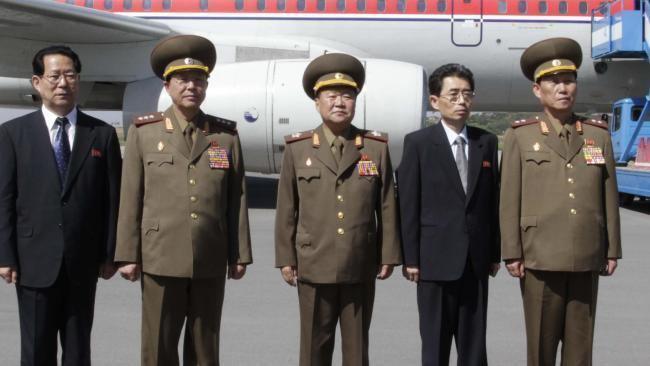 Ri Yong-gil Kim Jong Un executes Ri Yonggil Korean Peoples Army chief