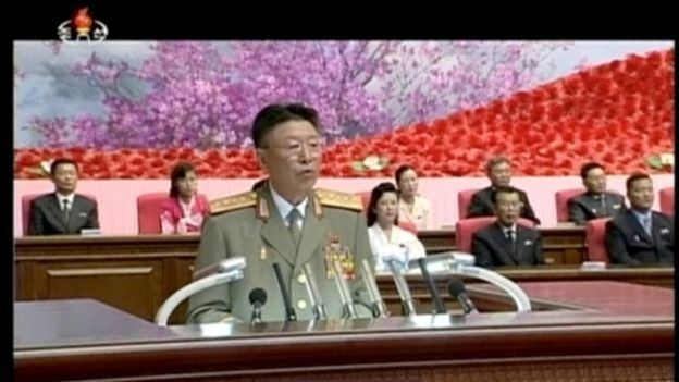 Ri Yong-gil What we know about executed N Korean military chief Ri Yonggil