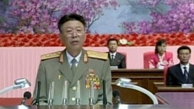 Ri Yong-gil North Korea executes army chief of staff Ri Yonggil BBC News