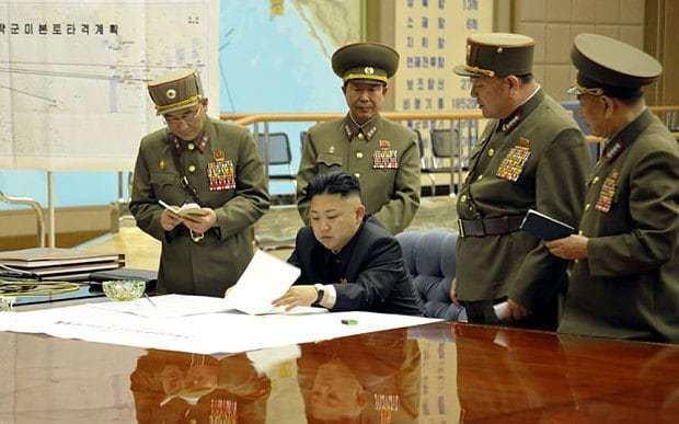 Ri Yong-gil North Korea executes army chief of staff Telegraph