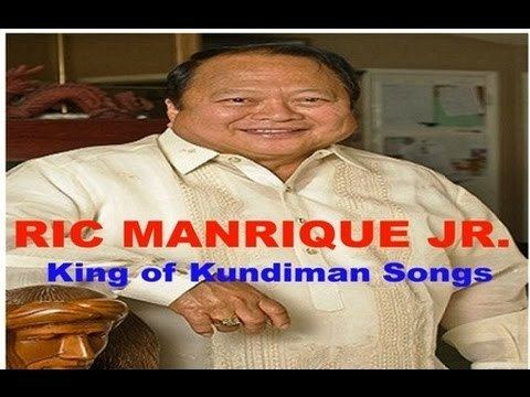 Ric Manrique, Jr. Ric Manrique Jr songs w lyrics YouTube