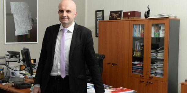 Éric Maurincomme Eric Maurincomme devient prsident du Groupe INSA