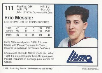 Éric Messier Eric Messier Gallery The Trading Card Database