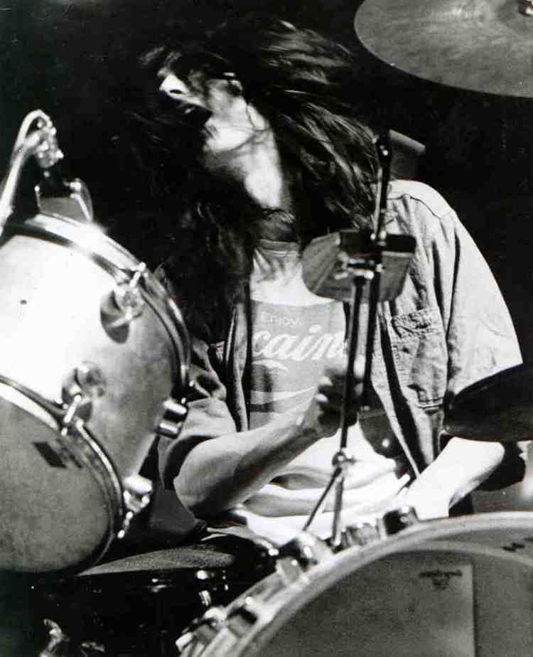 Ric Parnell Atomic Rooster Ric Parnell