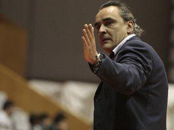 Ricard Casas Ricard Casas despus de entrenar en Venezuela se marcha