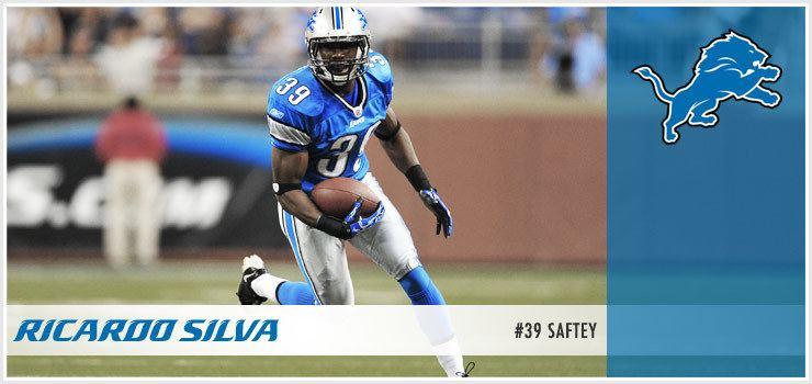 Ricardo Silva (American football) Detroit Lions Ricardo Silva
