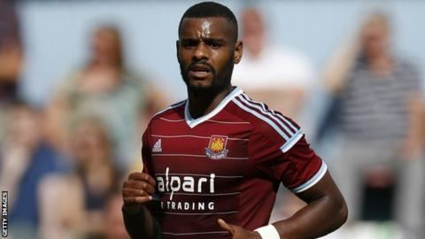 Ricardo Vaz Tê Ricardo Vaz Te Charlton Athletic sign exWest Ham striker BBC Sport