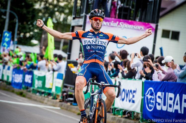 Riccardo Stacchiotti Ciclismo Stacchiotti vince in Giappone Rete8