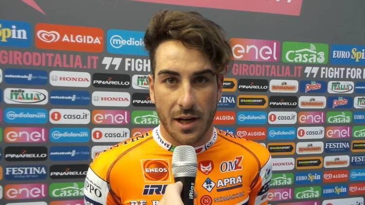Riccardo Stacchiotti Grande Partenza Giro dItalia Riccardo Stacchiotti YouTube
