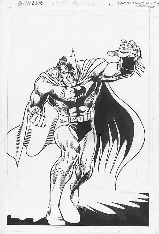 Rich Buckler WELCOME TO ADELAIDE COMICS AND BOOKS