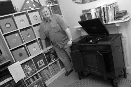 Rich Conaty Hudson DJ Rich Conaty Unveils New Archival CD Daily Dose