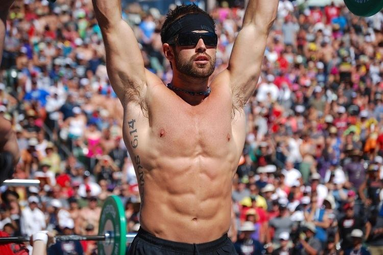 Rich Froning Jr. Rich Froning Jr Crossfit London Personal and Small