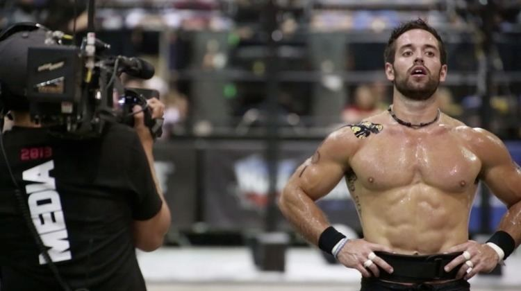 Rich Froning Jr. Rich Froning Getting Recognized CrossFit Games