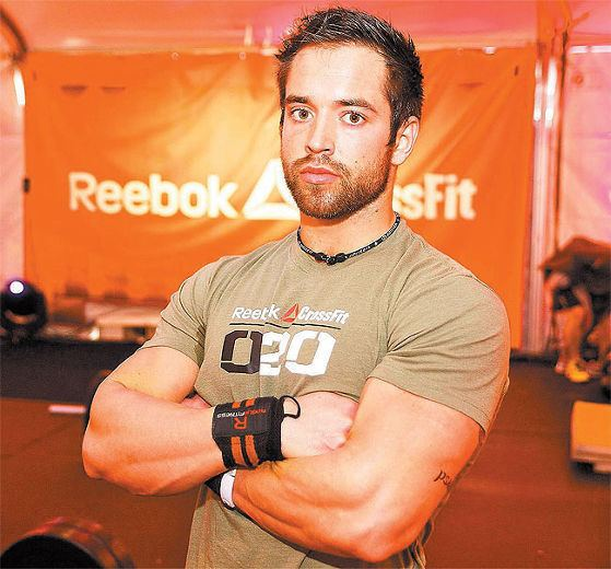 Rich Froning Jr. Man that39s Rich Health amp Fitness Life Toronto Sun