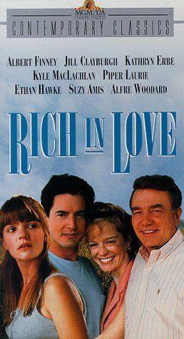 Rich in Love Amazoncom Rich in Love VHS Albert Finney Jill Clayburgh