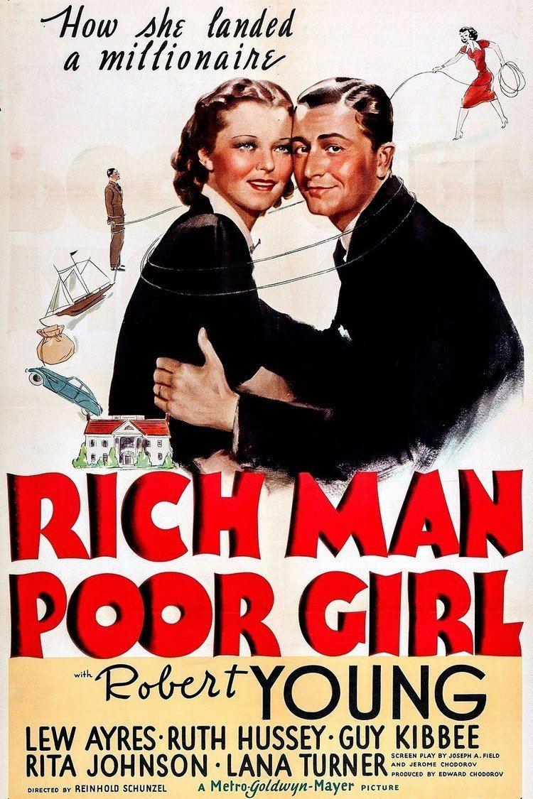 Rich Man, Poor Girl wwwgstaticcomtvthumbmovieposters11707p11707