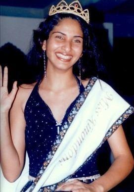 Richa Adhia Richa Adhia Miss Tanzania 2007