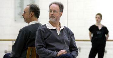 Richard Alston (choreographer) Interview Richard Alston talks about a career in