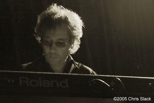 Richard Barbieri Interview with Richard Barbieri of Porcupine Tree