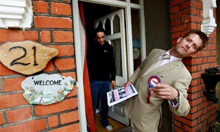 Richard Barnbrook BNP39s London assembly man resigns whip Politics The
