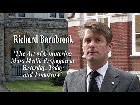 Richard Barnbrook Richard Barnbrook The art of countering mass media propaganda