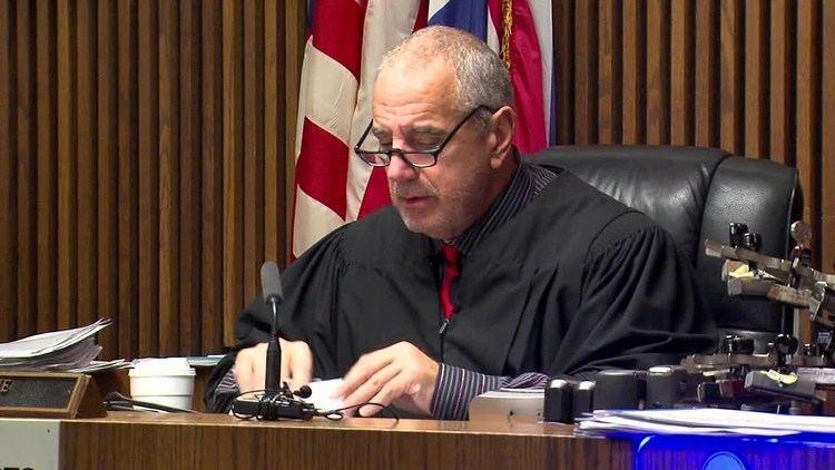 Richard Barringer Richard Barringer III arraignment YouTube