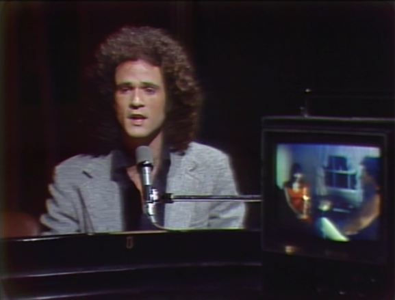 Richard Baskin SNL Retro Sissy SpacekRichard Baskin 31277 Hot Off