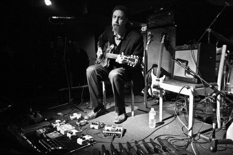 Richard Bishop (guitarist) OM and Sir Richard Bishop at The Highline SSG Music