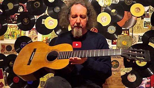 Richard Bishop (guitarist) Video Premiere Sir Richard Bishop quotGuitar Talkquot Premier