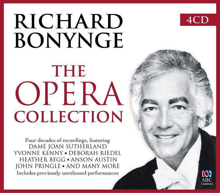 Richard Bonynge ABC Music Richard Bonynge The Opera Collection