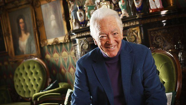 Richard Bonynge Highest honour for maestro Richard Bonynge who made Dame