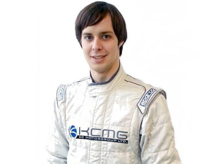 Richard Bradley (racing driver) KCMG unveils Richard Bradley as Super Formula driver for 2013
