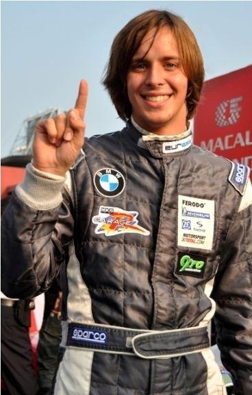 Richard Bradley (racing driver) formula bmw Richard Bradley Motorsport
