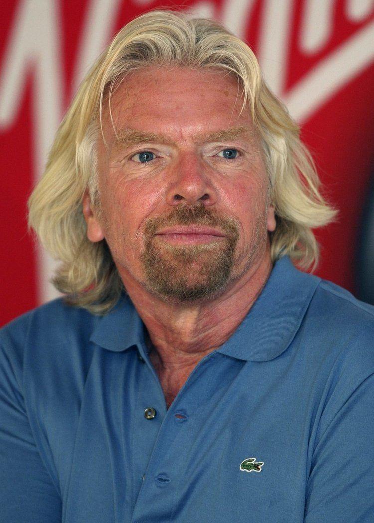 Richard Branson Richard Branson Hairstyles