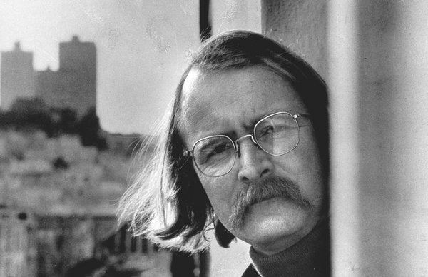 Richard Brautigan Richard Brautigan Biography 39Jubilee Hitchhiker39 The