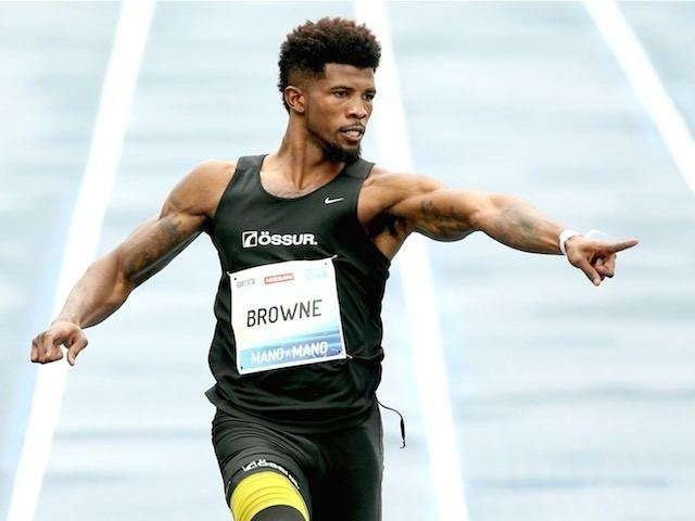 Richard Browne (athletics) Interview American Paralympian Richard Browne Jr Sports Mole