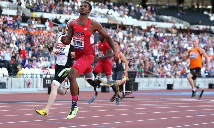 Richard Browne (athletics) Athletics Weekly Richard Browne predicts world recordbreaking run