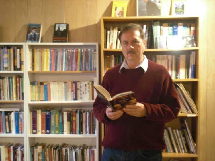 Richard Burgin (writer) Richard Burgin