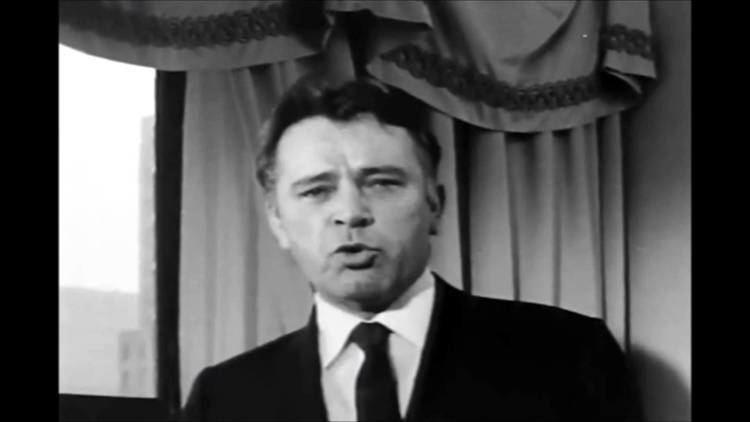 Richard Burton's Hamlet Richard Burtons Hamlet Electronovision Trailer 1964 YouTube