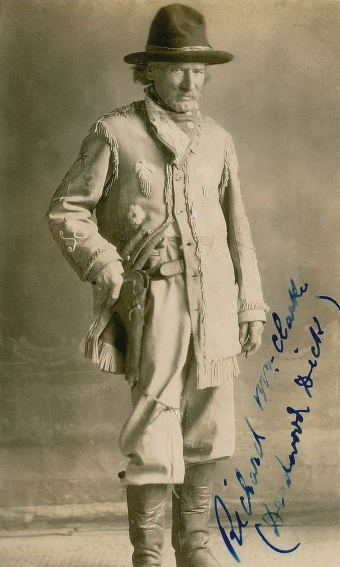 Richard Clarke (frontiersman)