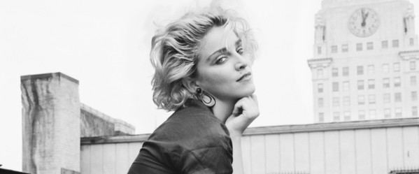 Richard Corman (photographer) Before she was the quotMaterial Girlquot Richard Corman