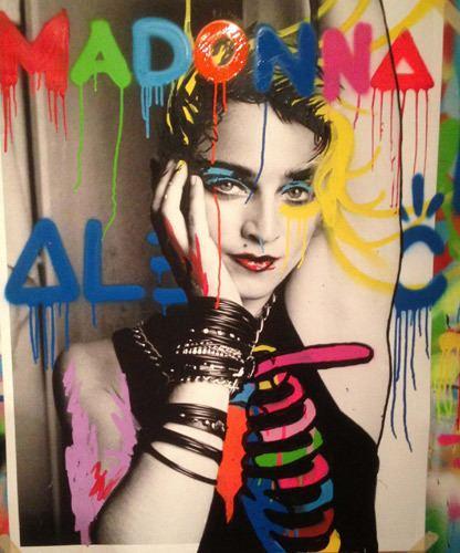 Richard Corman (photographer) Richard Corman Madonna NYC 83 ARTBOOK DAP 2013