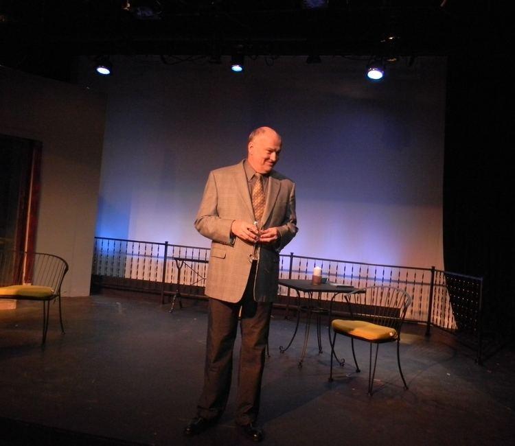 Richard Culliton Emmywinning television writer Richard Culliton stars in Steel Beam