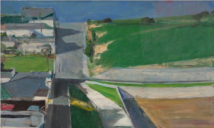 Richard Diebenkorn Richard Diebenkorn and the colours of California Art and