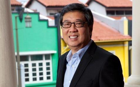 Richard Eu Richard Eu On Success and Pushing Boundaries Singapore Tatler