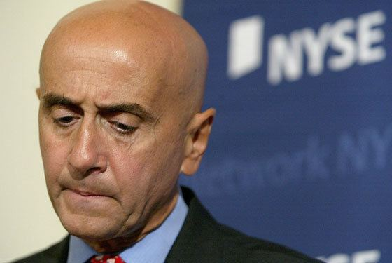 Richard Grasso See Dick Get Steamrolled NYMag